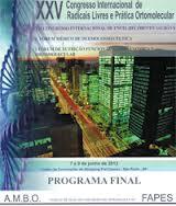 XXV Congreso Internacional de Radicales Libres y Práctica Ortomolecular