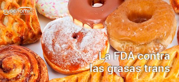 La FDA contra las grasas trans