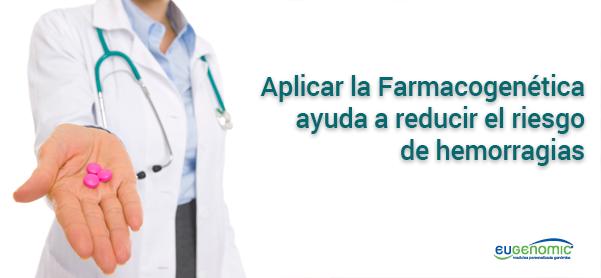 Farmacogenética del acenocumarol(Sintrom®