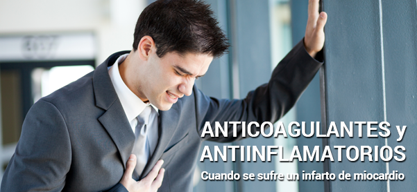 Anticoagulantes y antiinflamatorios