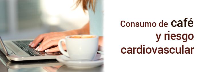 Consumo de café y riesgo cardiovascular
