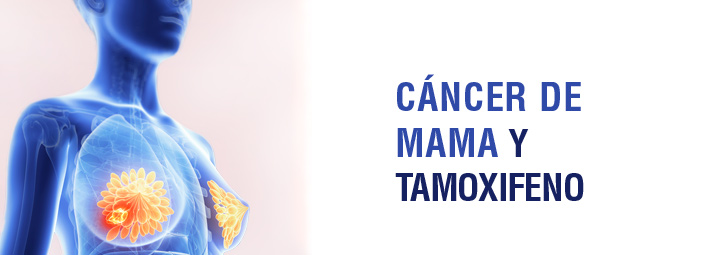 Cáncer de mama y tamoxifeno
