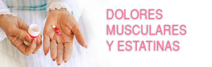 Dolores musculares y estatinas