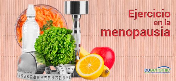 Ejercicio aeróbico en la menopausia