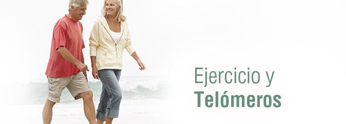 Ejercicio y telómeros