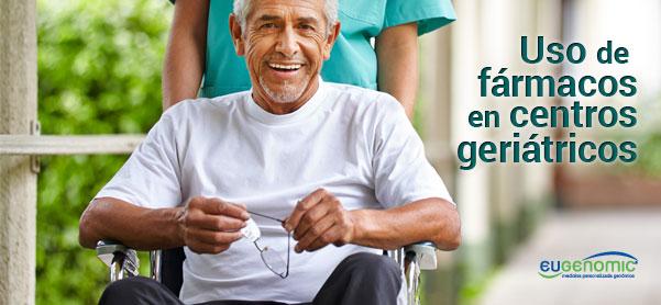 Uso de fármacos en centros geriátricos