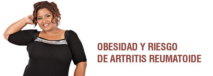Obesidad y riesgo de artritis reumatoide