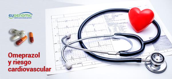 Omeprazol y riesgo cardiovascular