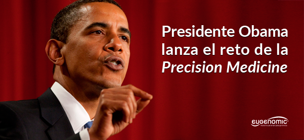 Presidente Obama lanza el reto de la Precision Medicine Initiative
