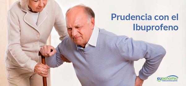 Prudencia con el Ibuprofeno y otros anti-inflamatorios no esteroideos (AINEs)