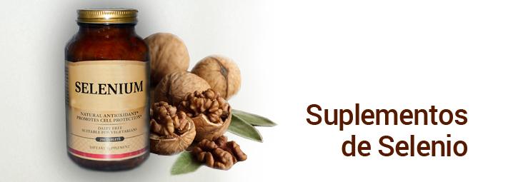Suplementos de Selenio y cáncer de próstata