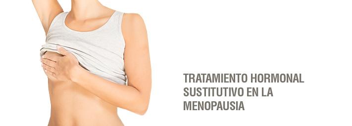 Tratamiento hormonal sustitutivo en la menopausia: estudio realizado en Francia