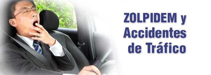 Zolpidem y Accidentes de Tráfico