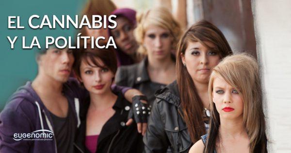 Propuesta política de legalización del Cannabis