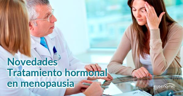 Tratamiento hormonal en la menopausia. Recientes novedades