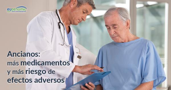 Ancianos: más medicamentos y más riesgo de efectos adversos