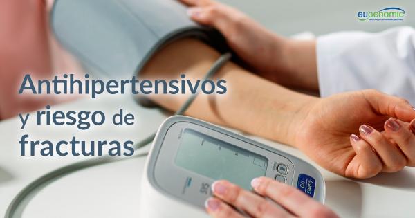 Antihipertensivos y riesgo de fracturas