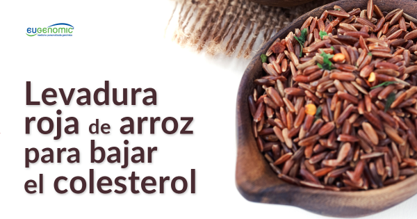Levadura roja de arroz para bajar el colesterol