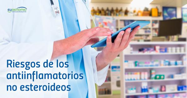 Riesgos de los antiinflamatorios no esteroideos