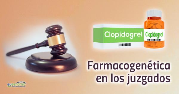 Farmacogenética en los juzgados