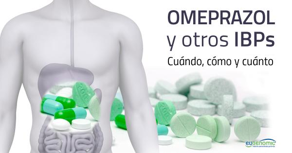 Guías prácticas Omeprazol y otros IBPs