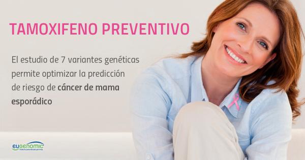 Tamoxifeno preventivo