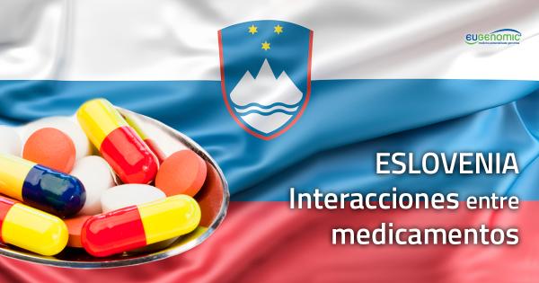 Eslovenia. Interacciones entre medicamentos