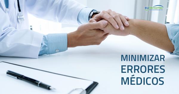 Minimizar errores médicos por prescripción inadecuada