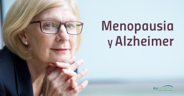 Menopausia y Alzheimer