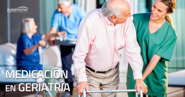 Medicación en geriatría