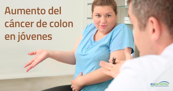 Aumento incidencia del cáncer de colon en jóvenes