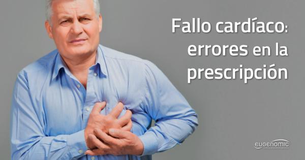 Interacciones de fármacos en pacientes de fallo cardíaco