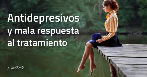 Mala respuesta al escitalopram y otros antidepresivos