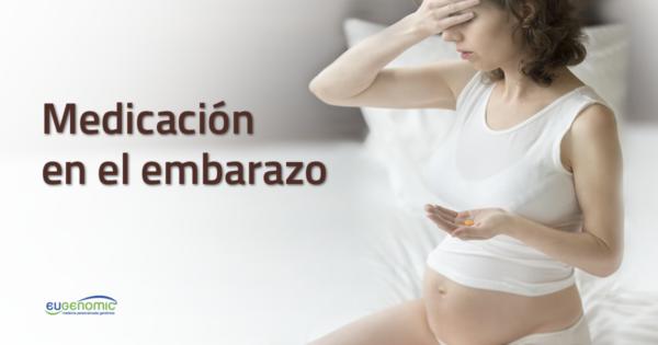 Medicación en el embarazo
