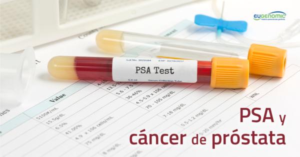 6 cáncer de próstata qué valor tiene