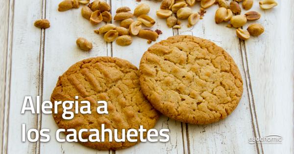 Alergias a los cacahuetes