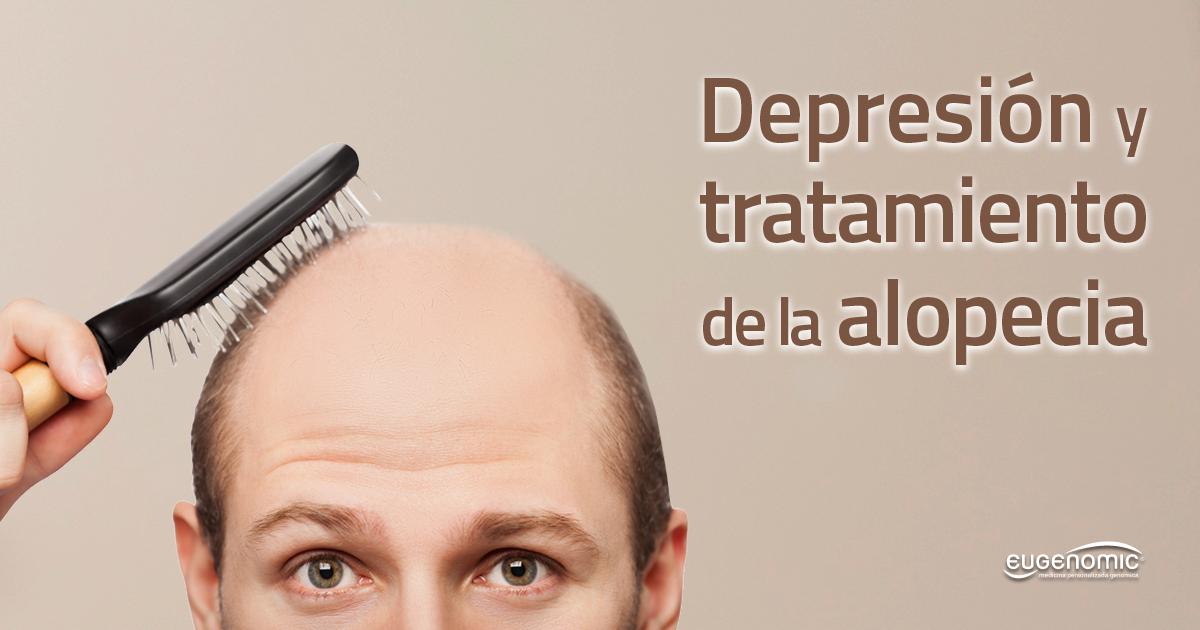 Depresion Y Tratamiento De La Alopecia Con Finasteride